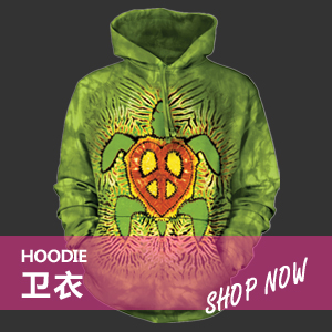 Hoodie 3D卫衣 | THE MOUNTAIN官网授权中国 3DT恤在线商店